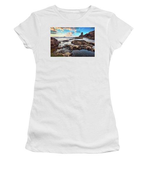 Coast At Sozopol, Bulgaria Women's T-Shirt