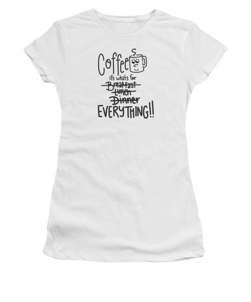 Coffee1 Women's T-Shirt
