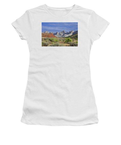 Color Women's T-Shirt