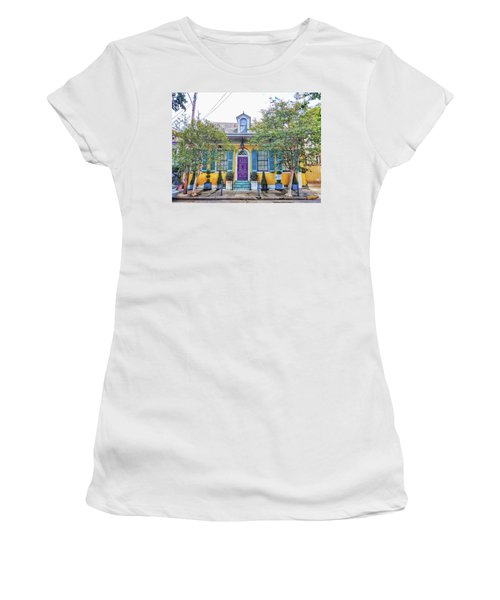 Colorful Nola Women's T-Shirt