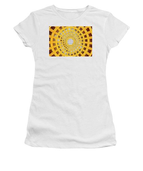 Colours. Gold Women's T-Shirt