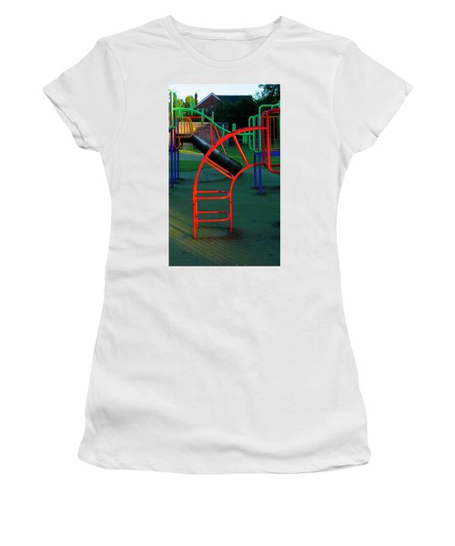 Colours. Red  Women's T-Shirt