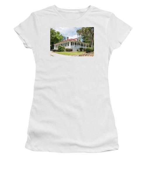 Columbia County Visitors Center - Savannah Rapids Women's T-Shirt