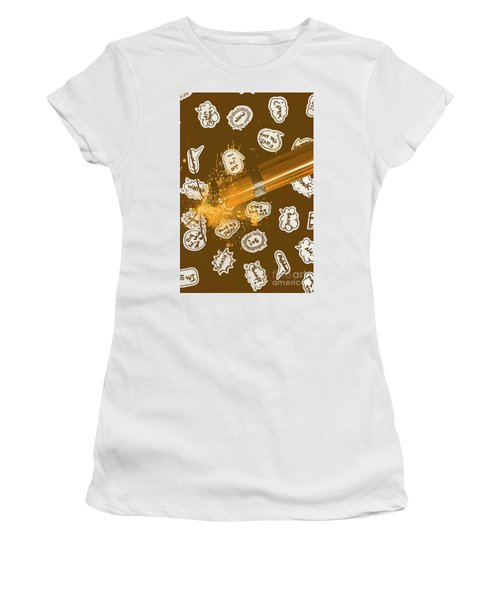 Comical Charge Women's T-Shirt