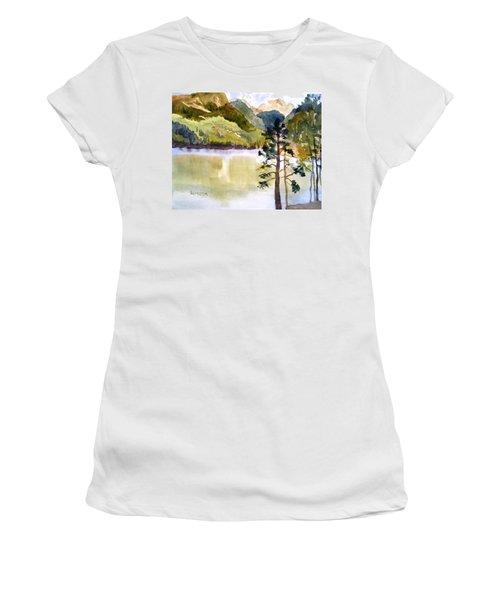 Como Lake Women's T-Shirt