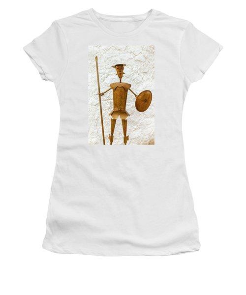 Consuegra, Toledo Province, La Mancha Women's T-Shirt
