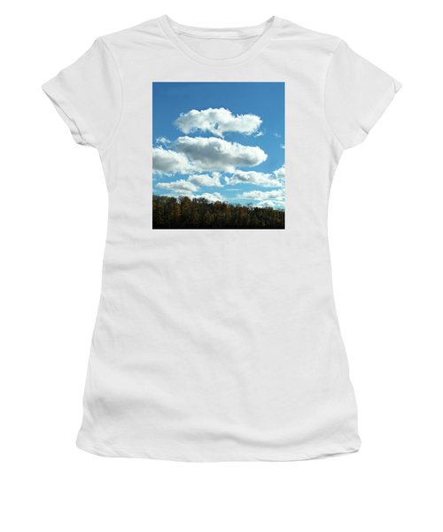 Country Autumn Curves 11 Women's T-Shirt