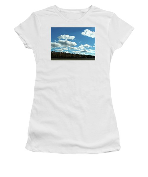 Country Autumn Curves 12 Women's T-Shirt