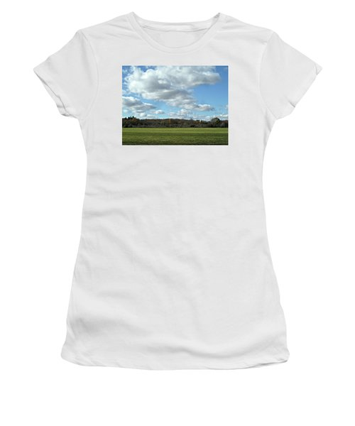 Country Autumn Curves 6 Women's T-Shirt