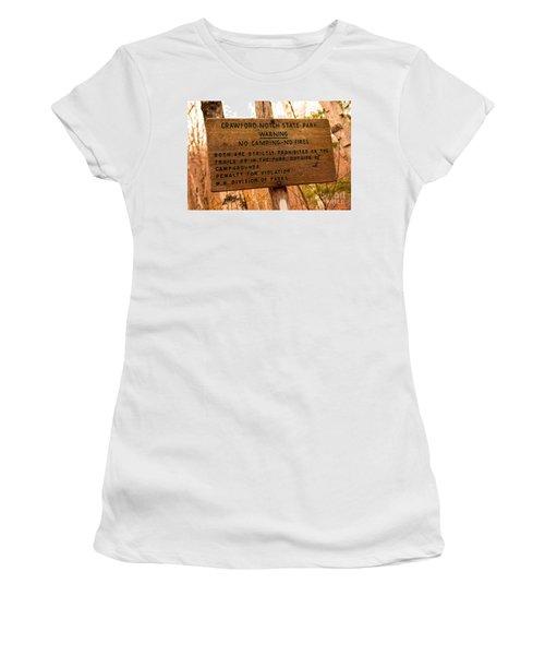 Crawford Notch Women's T-Shirt