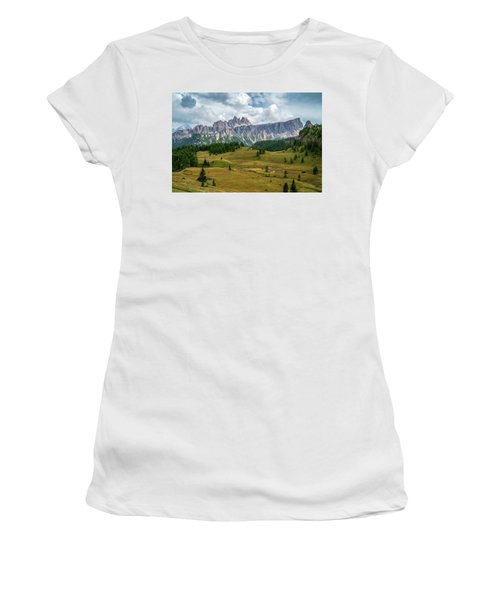 Croda Da Lago Women's T-Shirt