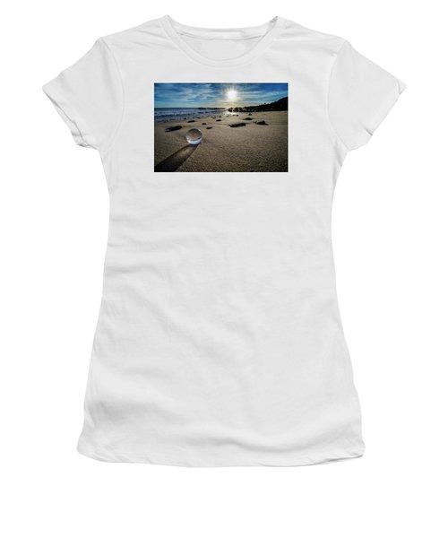 Crystal Ball Sunset Women's T-Shirt