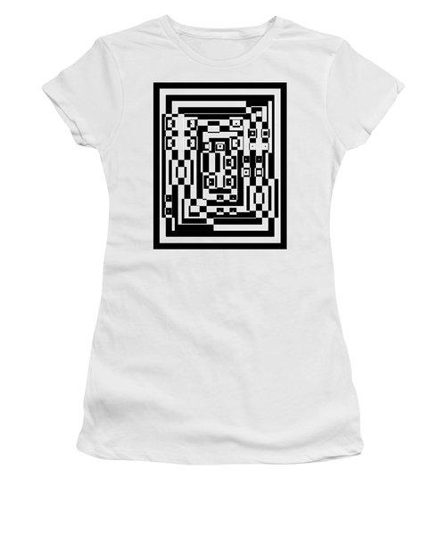 Cubical Cubes  Women's T-Shirt
