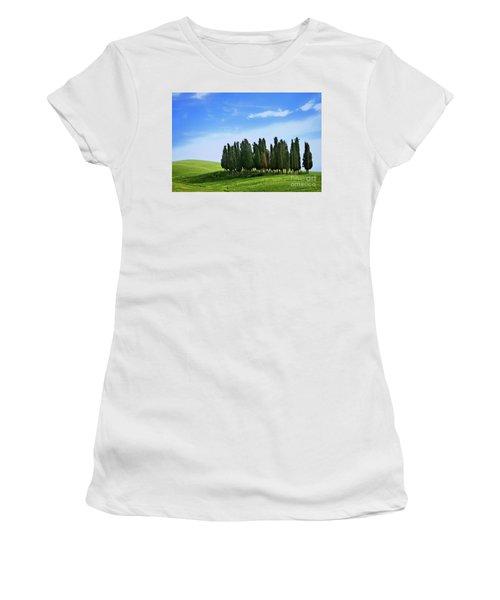 Cypress Stand Women's T-Shirt