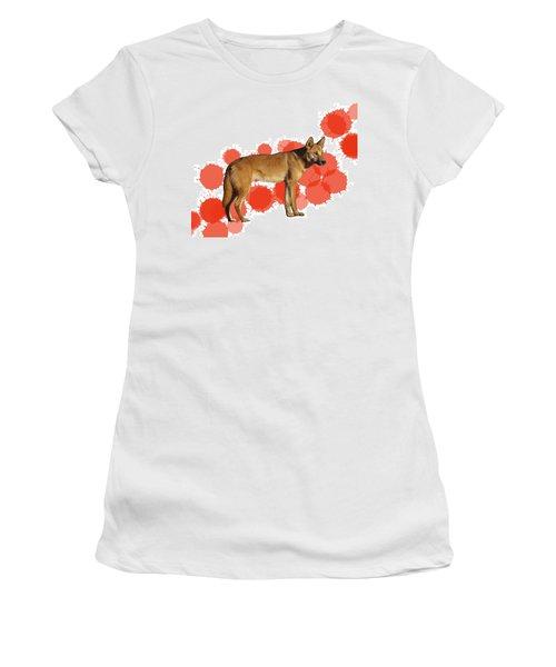 D Is For Dingo Women's T-Shirt