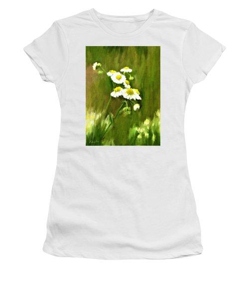 Daisies Women's T-Shirt
