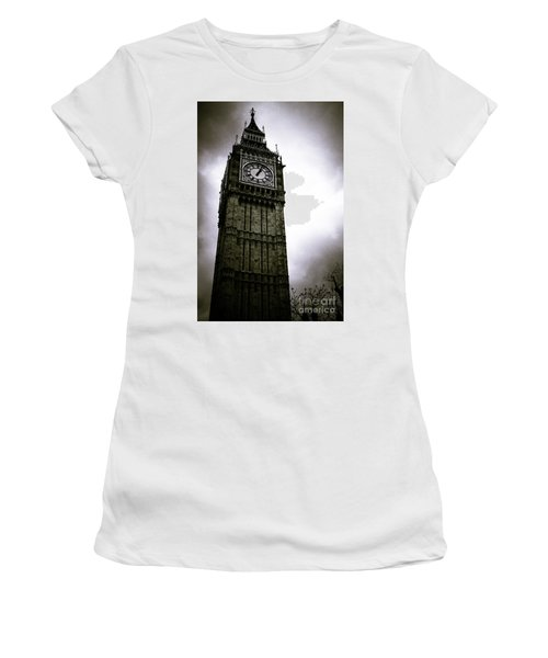 Dark Big Ben Women's T-Shirt