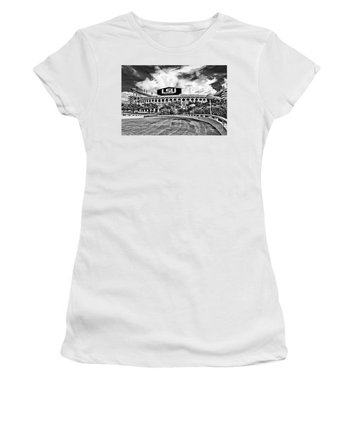 Death Valley - Hdr Bw Women's T-Shirt