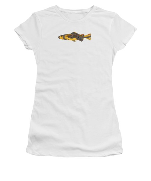 Mystic Trout- The Earl Gray Women's T-Shirt