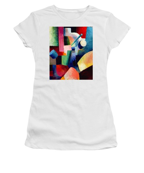 Digital Remastered Edition - Form Of Color Women's T-Shirt