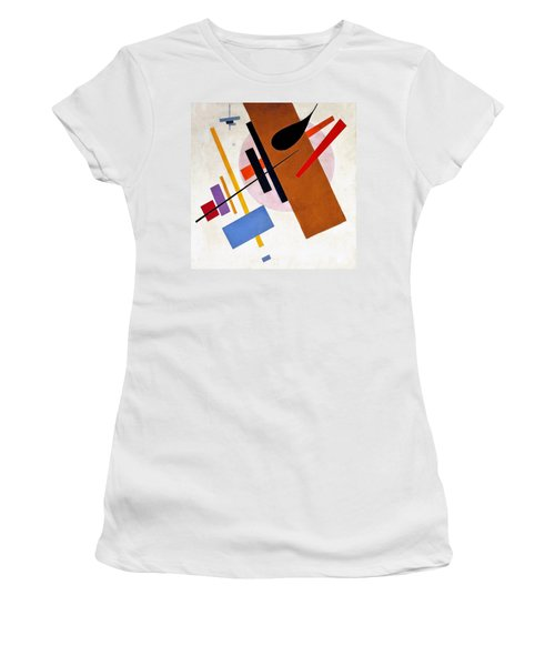 Digital Remastered Edition - Suprematism, No55 Women's T-Shirt