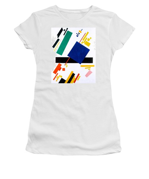 Digital Remastered Edition - Suprematist Composition Women's T-Shirt