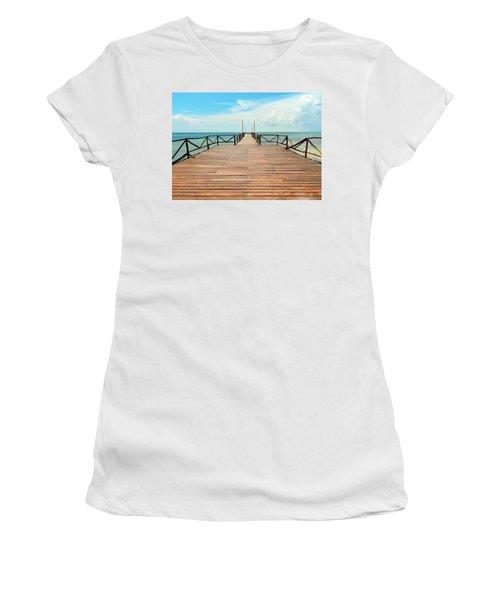 Dock To Infinity Women's T-Shirt