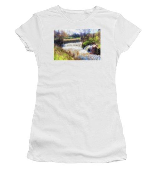 Double Falls Women's T-Shirt