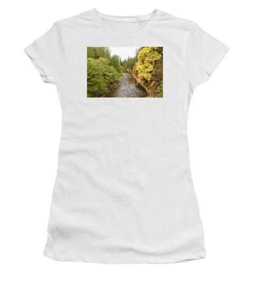 Down The Molalla Women's T-Shirt
