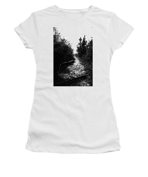 Down The Trail Women's T-Shirt
