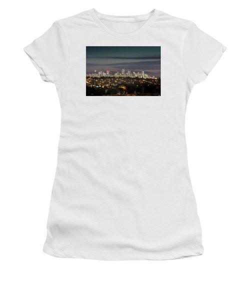 Downtown Dusk Women's T-Shirt