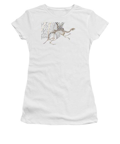 Dragon Skeleton  Women's T-Shirt
