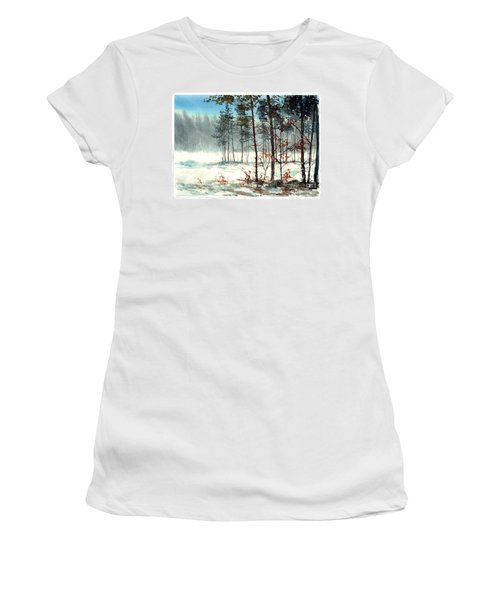 Dreaming Forest Women's T-Shirt