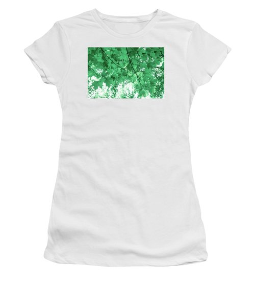 Dreams Of Summer In Paolo Veronese Green Women's T-Shirt