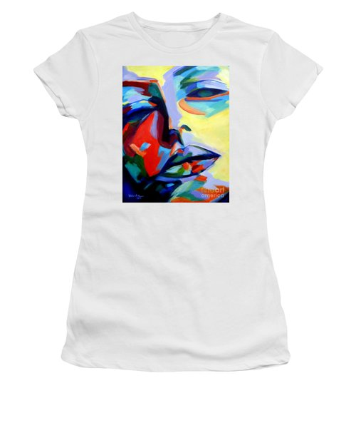 Drifting Into A Dream Women's T-Shirt (Athletic Fit)