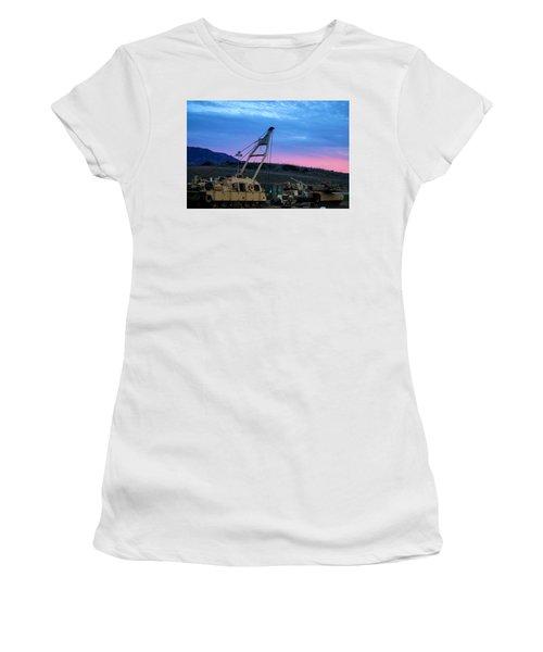 Early Morning Sunrise Women's T-Shirt