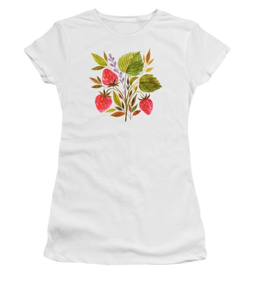 Early Summer Strawberries Are The Sweetest Women's T-Shirt