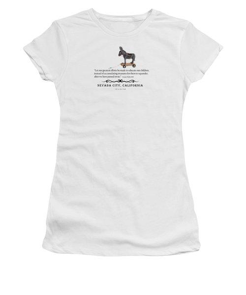 Educational Treasure Women's T-Shirt