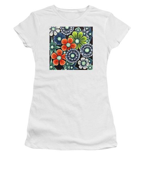 Efflorescent 3 Women's T-Shirt