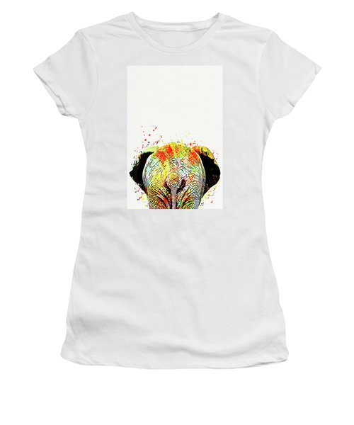 Elephant Tail  Women's T-Shirt