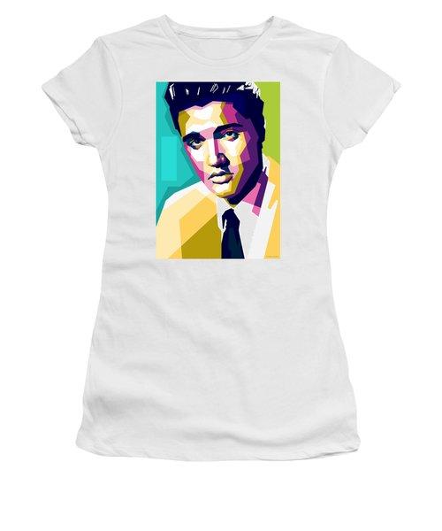 Elvis Presley Women's T-Shirt