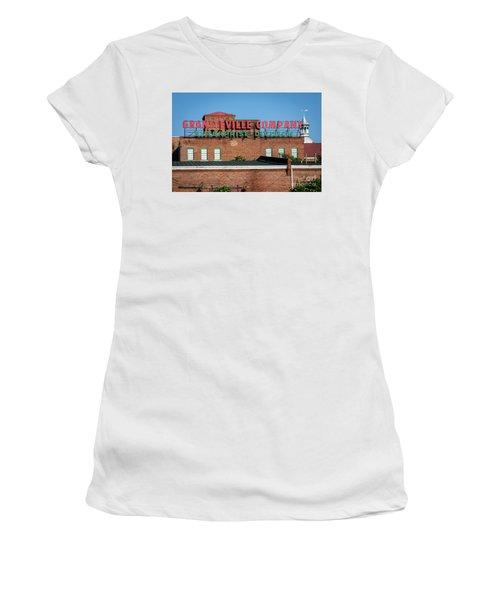 Enterprise Mill - Graniteville Company - Augusta Ga 1 Women's T-Shirt