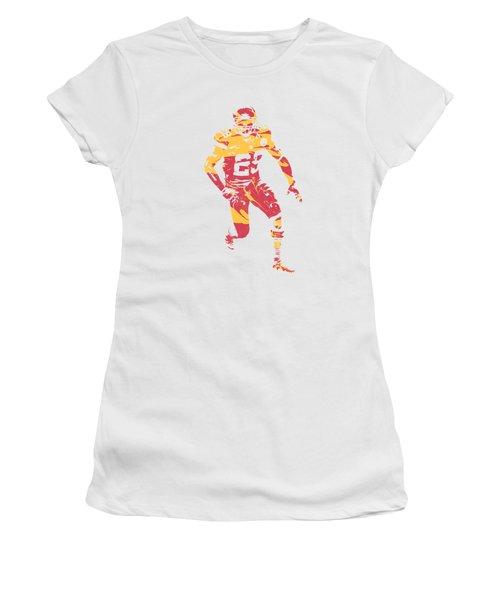 Eric Berry Kansas City Chiefs Apparel T Shirt Pixel Art 1 Women's T-Shirt
