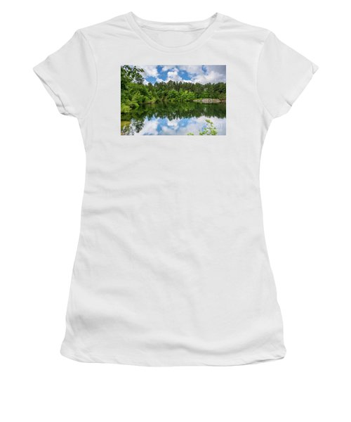 Euchee Creek Park - Grovetown Trails Near Augusta Ga 1 Women's T-Shirt