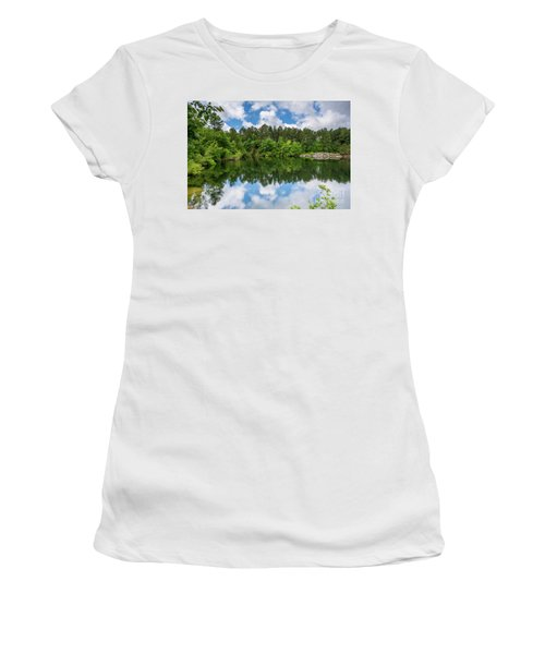 Euchee Creek Park - Grovetown Trails Near Augusta Ga 1 Women's T-Shirt