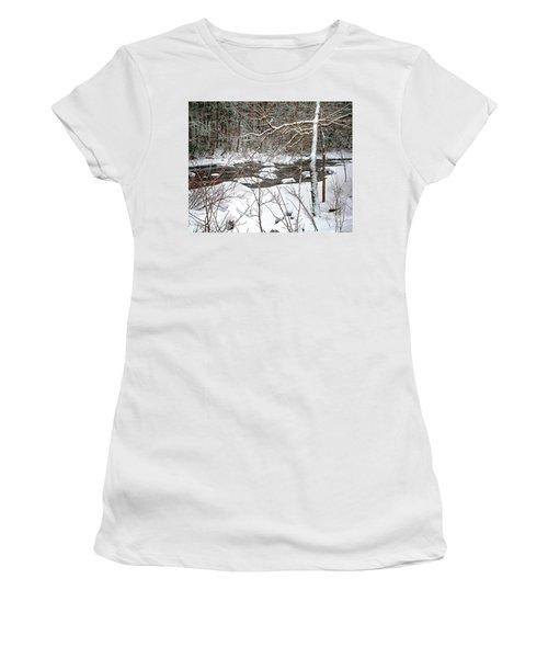 Farmington River - Northern Section Women's T-Shirt