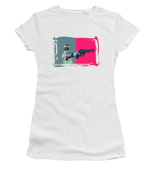 Fear And Loathing In Las Vegas Revisited - Raoul Duke  Women's T-Shirt