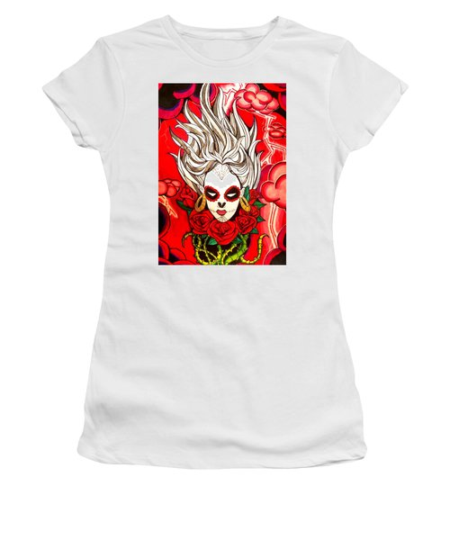 Fire Women's T-Shirt