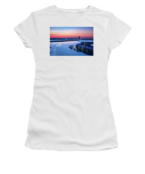 Firstlight Over Clearwater Women's T-Shirt