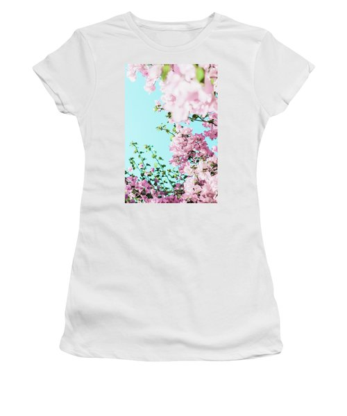 Floral Dreams I Women's T-Shirt